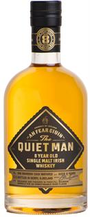 The Quiet Man Irish Whiskey Single Malt 8 Year 750ml